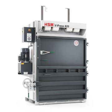 HSM V-Press 820