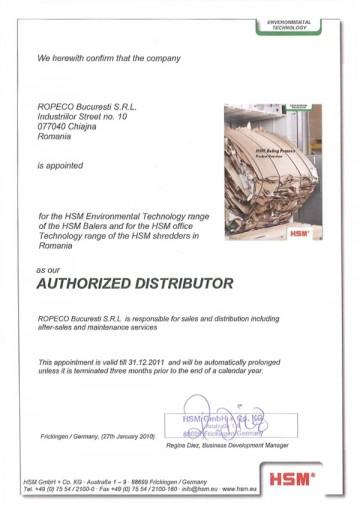 Autorizatie HSM