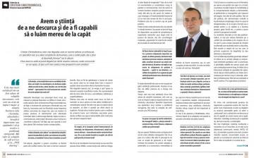 Interviu Cristian Christodorescu Ropeco