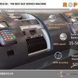 Solutie Self-Service CASH DEPOZIT RCD 50