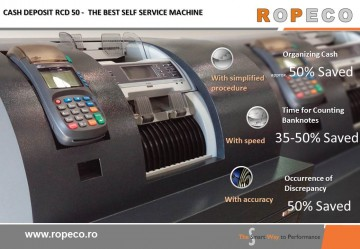 DEPOSIT MACHINE RCD 50_2017