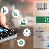 ROPECO participa la EXPOSHOP 2019, cel mai mare eveniment interactiv din industria de RETAIL