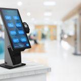Ecranele tactile dispozitive cheie in domeniul sanatatii