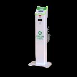 Kiosk neasistat pentru verificarea certificatului verde electronic COVID-19
